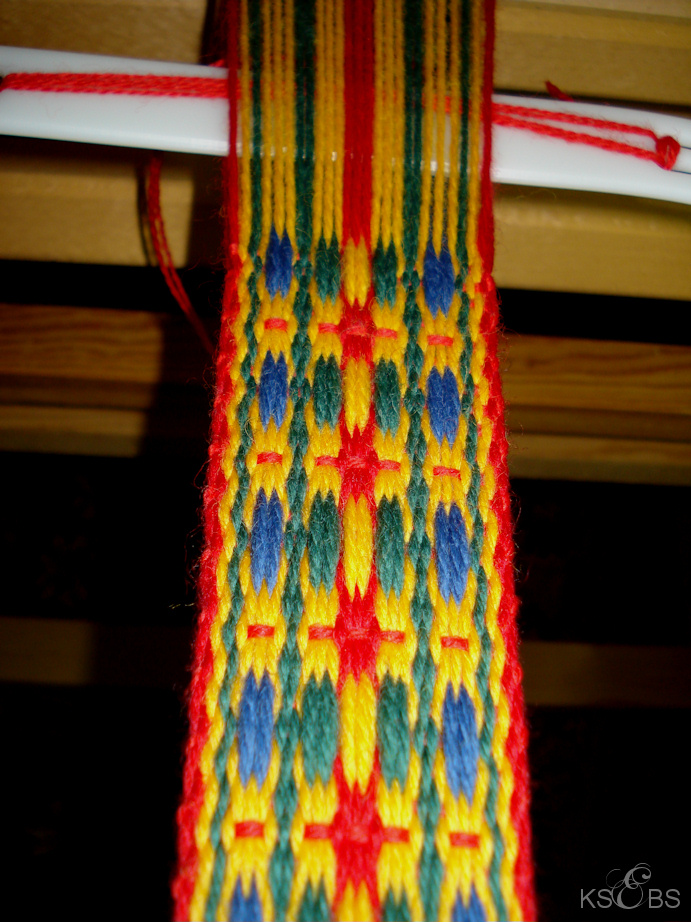 Latvian Flower Belt
